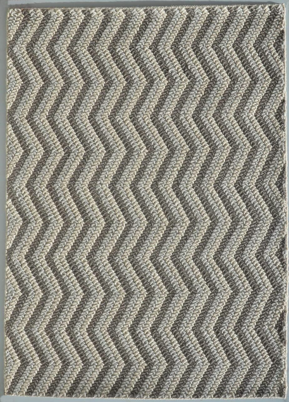 Baker Brown Area Rug Rug Size: 8' x 10'