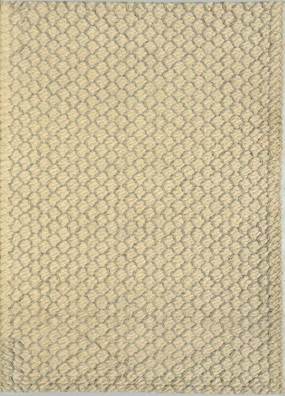Sycamore Ivory Area Rug Rug Size: 5'3