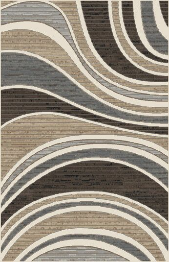 Wooldridge Brown Area Rug
