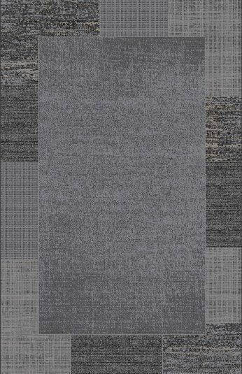Yungton Gray Area Rug Rug Size: Rectangle 7'11