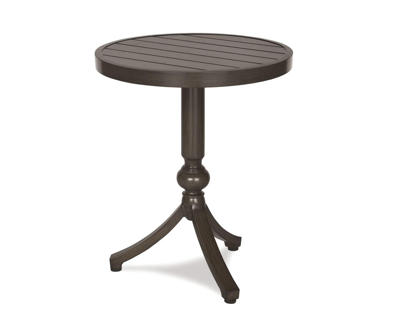 Side Table Color: Perdido