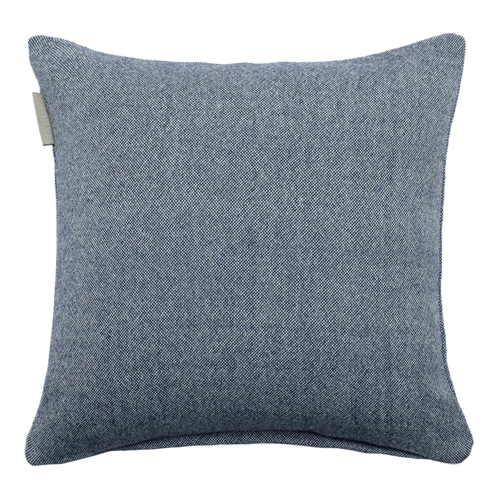 Chambray Cotton Pillow Cover Size: 23.4