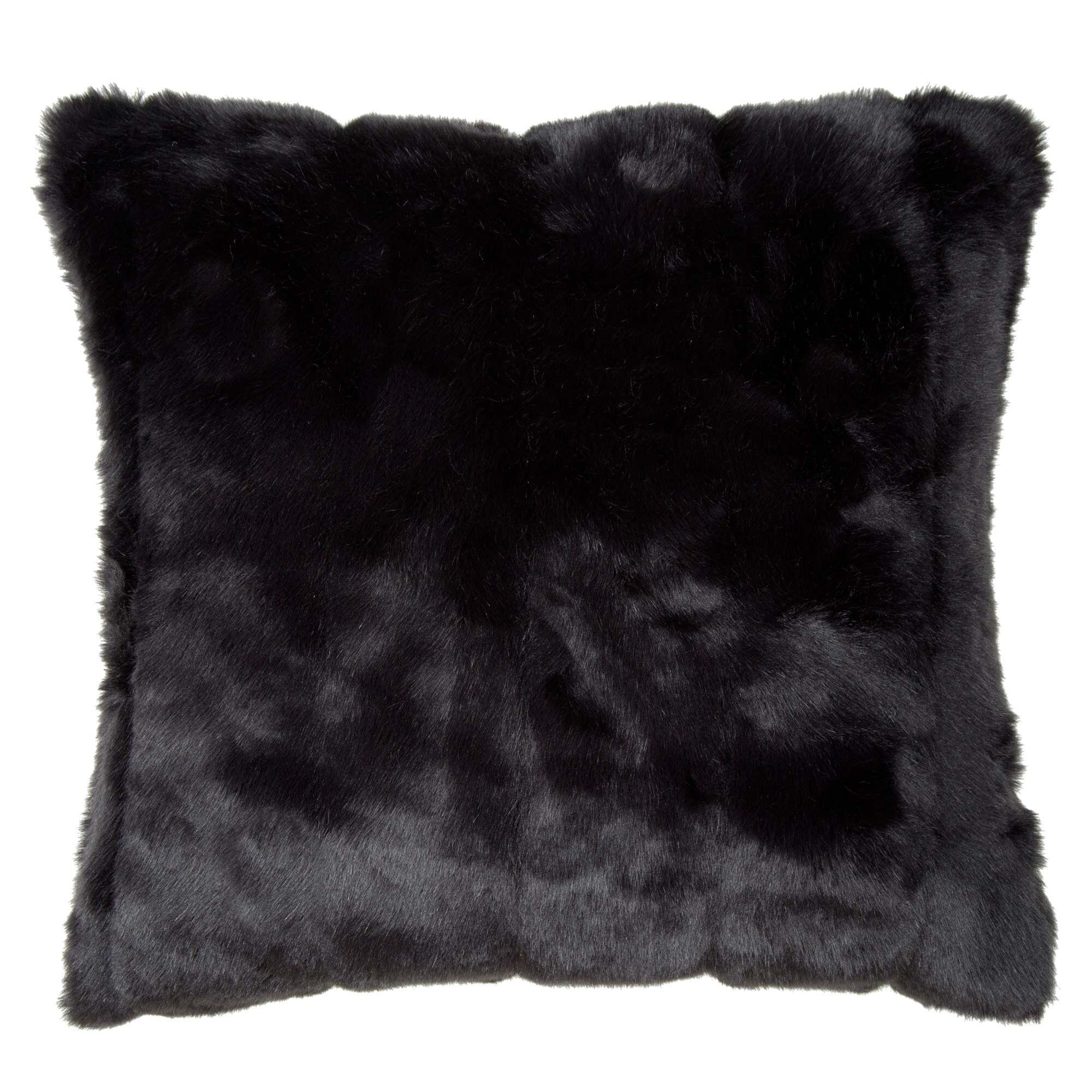 Nebraska Pillow Cover Size: 23.4