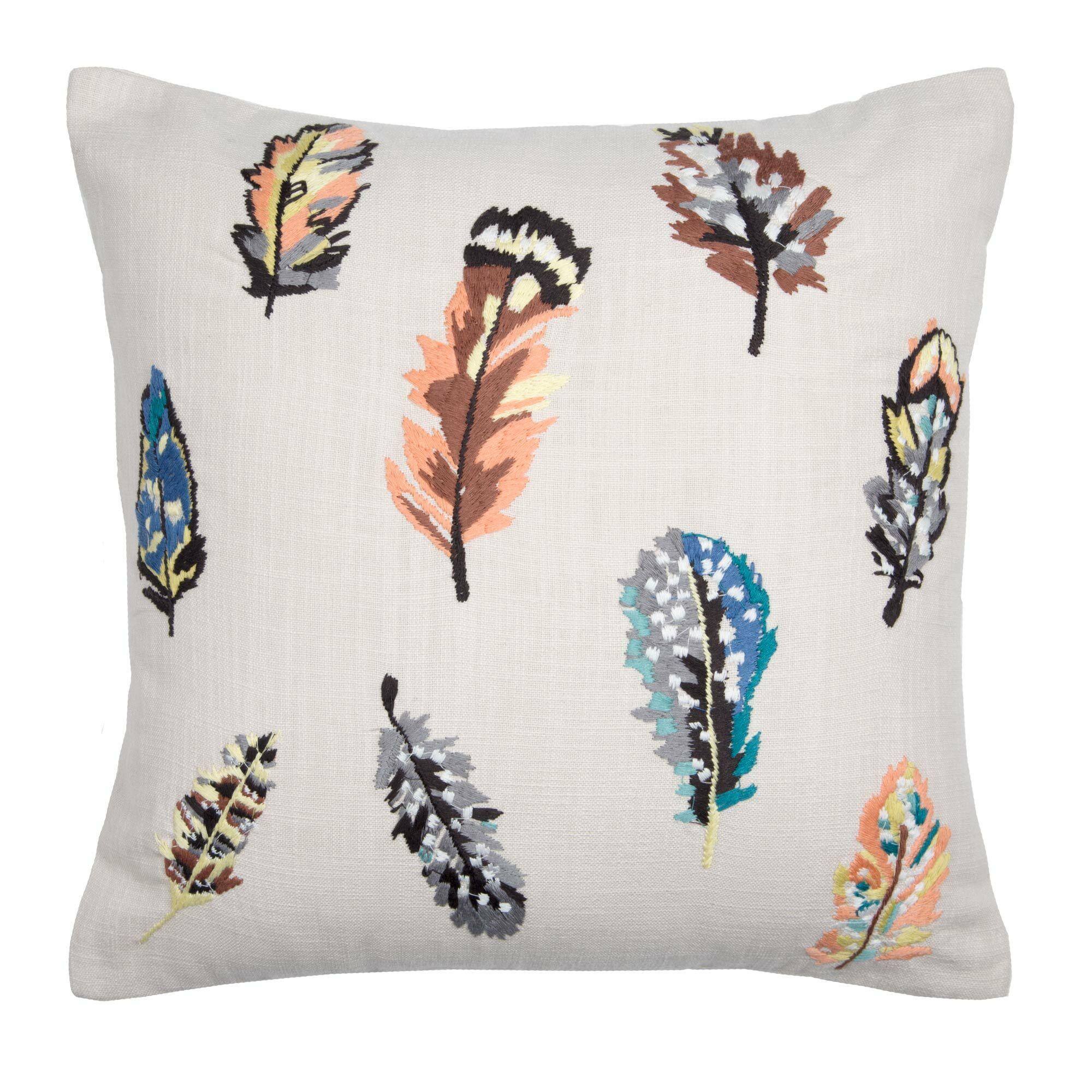 Iowa Cotton Pillow Cover
