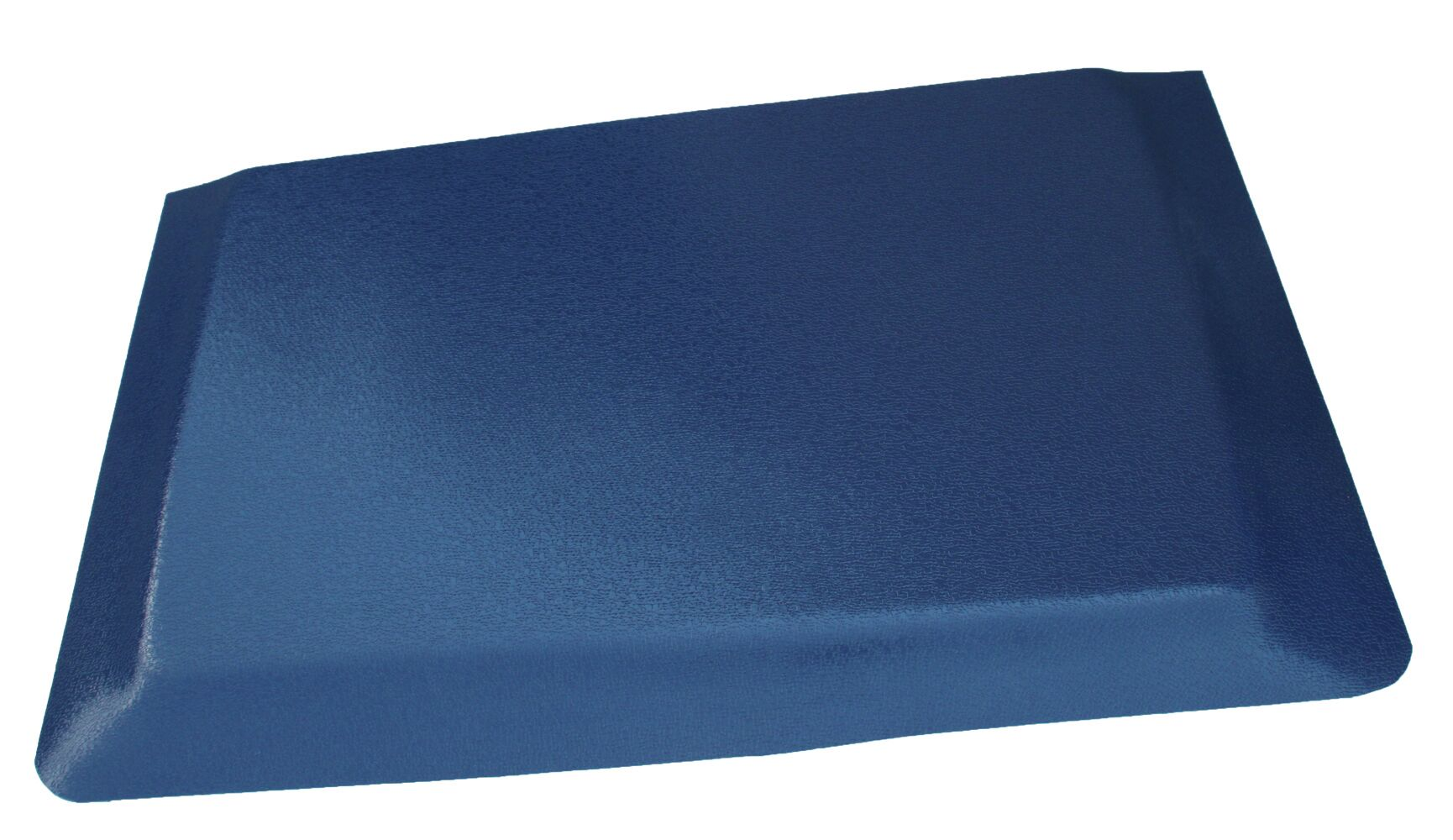 Hide Anti-Fatigue Comfort Kitchen Mat Mat Size: 2' x 6', Color: Glossy Blue