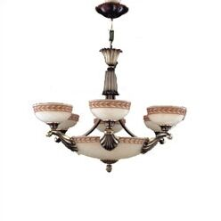 Alicante 9-Light Shaded Chandelier