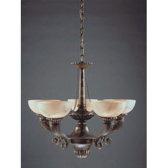Cordoba 5-Light Shaded Chandelier