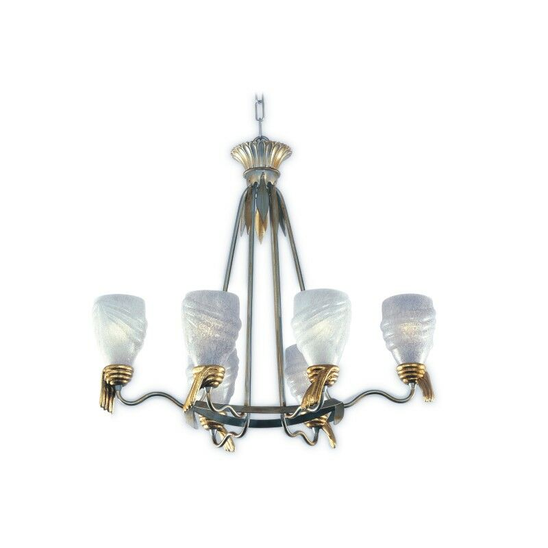 Parma 6-Light Shaded Chandelier