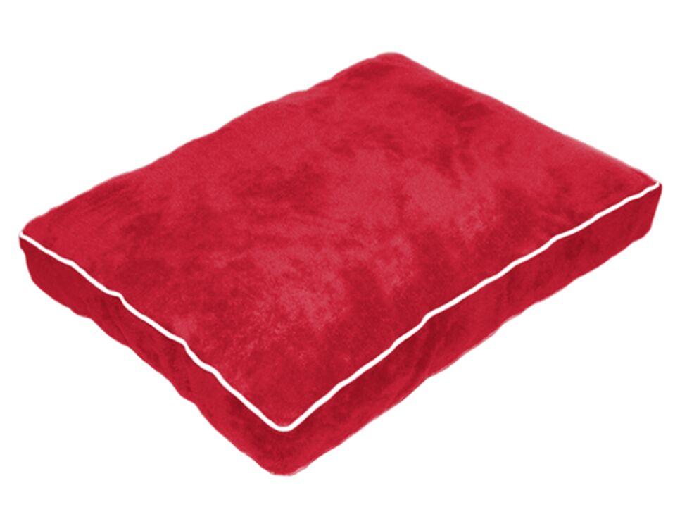 Cuddly Plush Dog Bed Size: 40