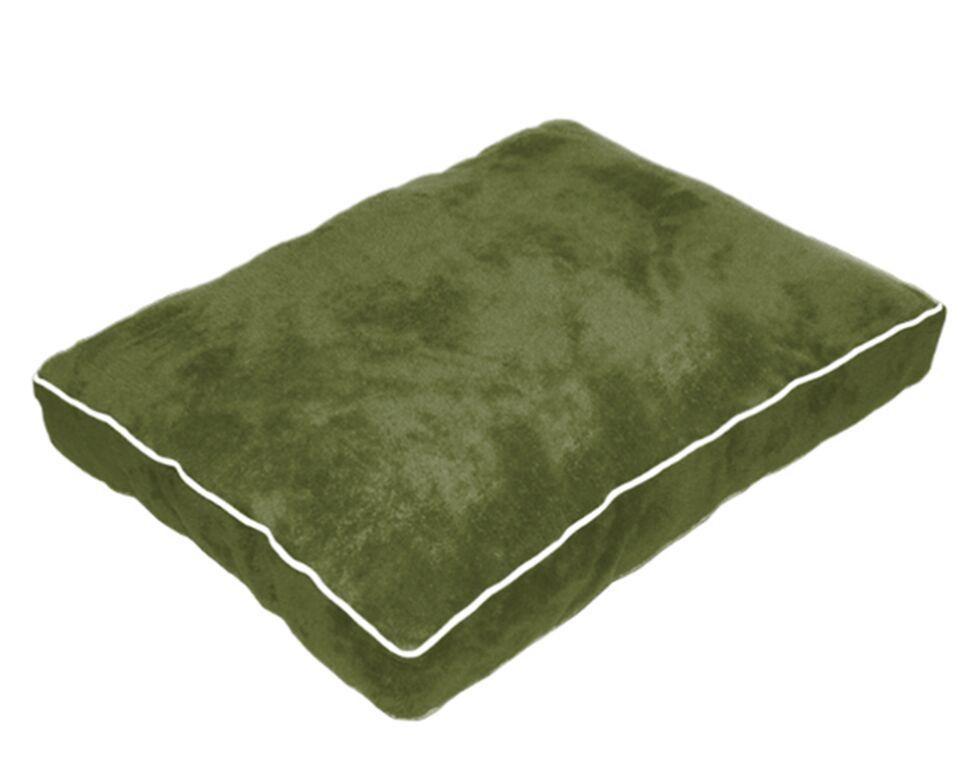 Cuddly Plush Dog Bed Size: 34