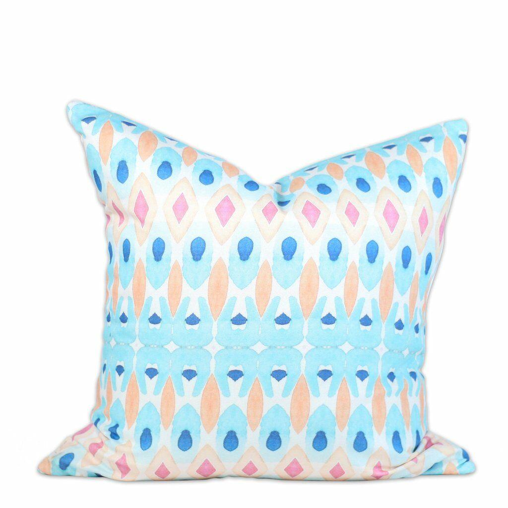 Amber Throw Pillow Size: 20