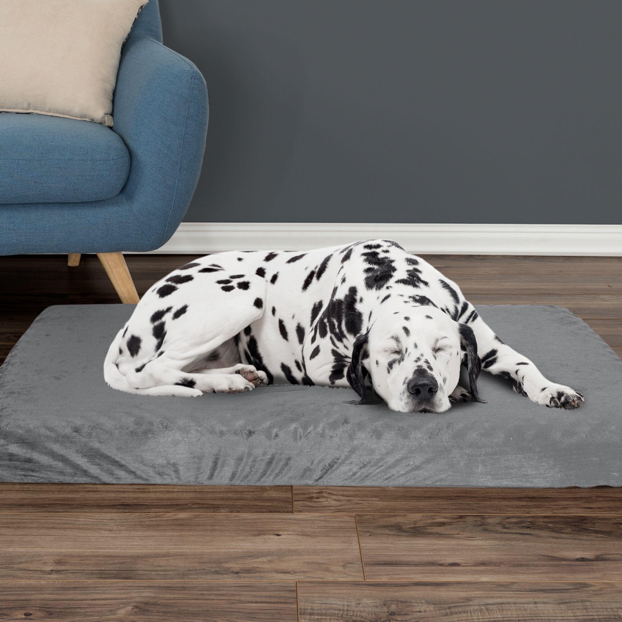 Orthopedic Dog Pad Size: Large (46' W x 27