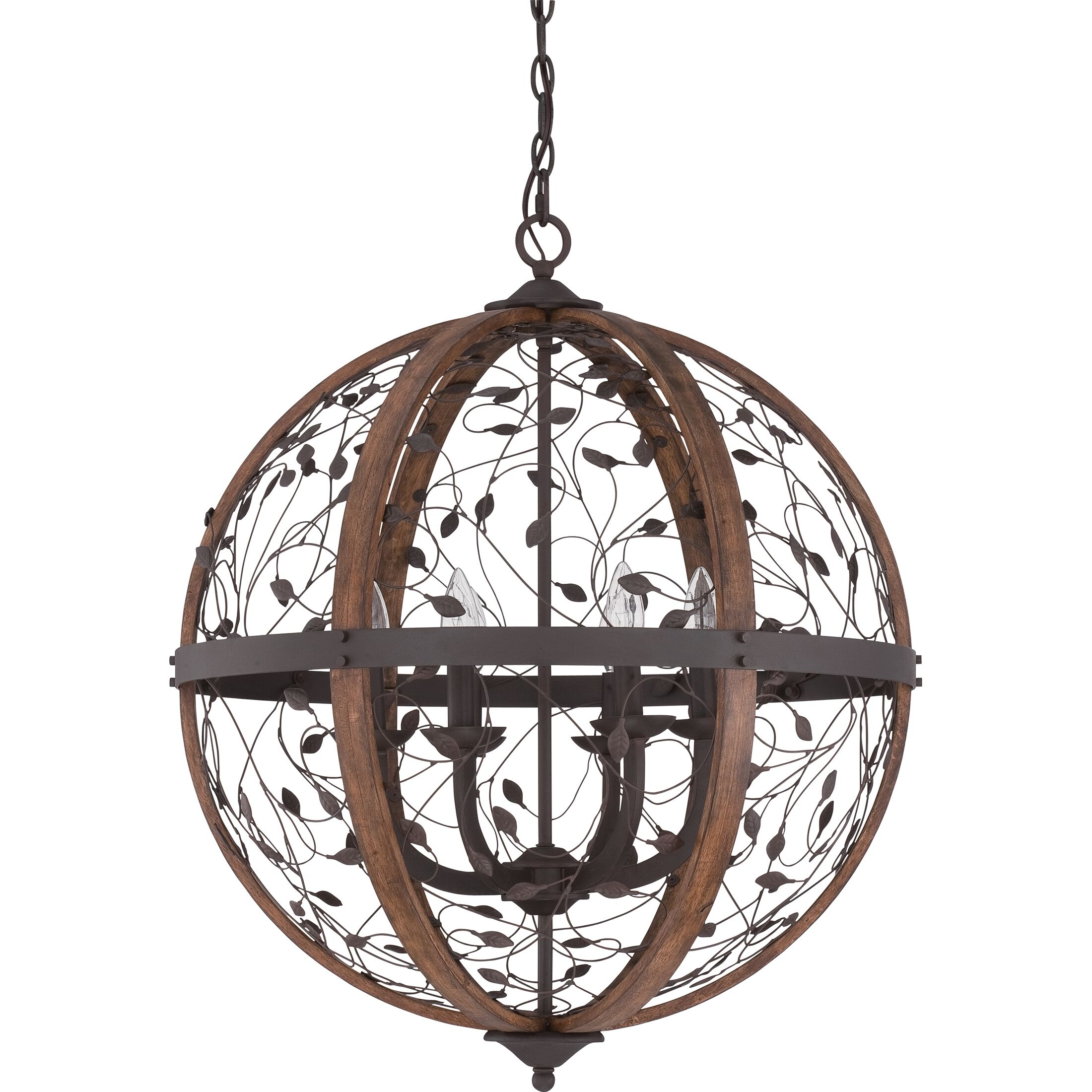 Campeaux Cage 6-Light Pendant