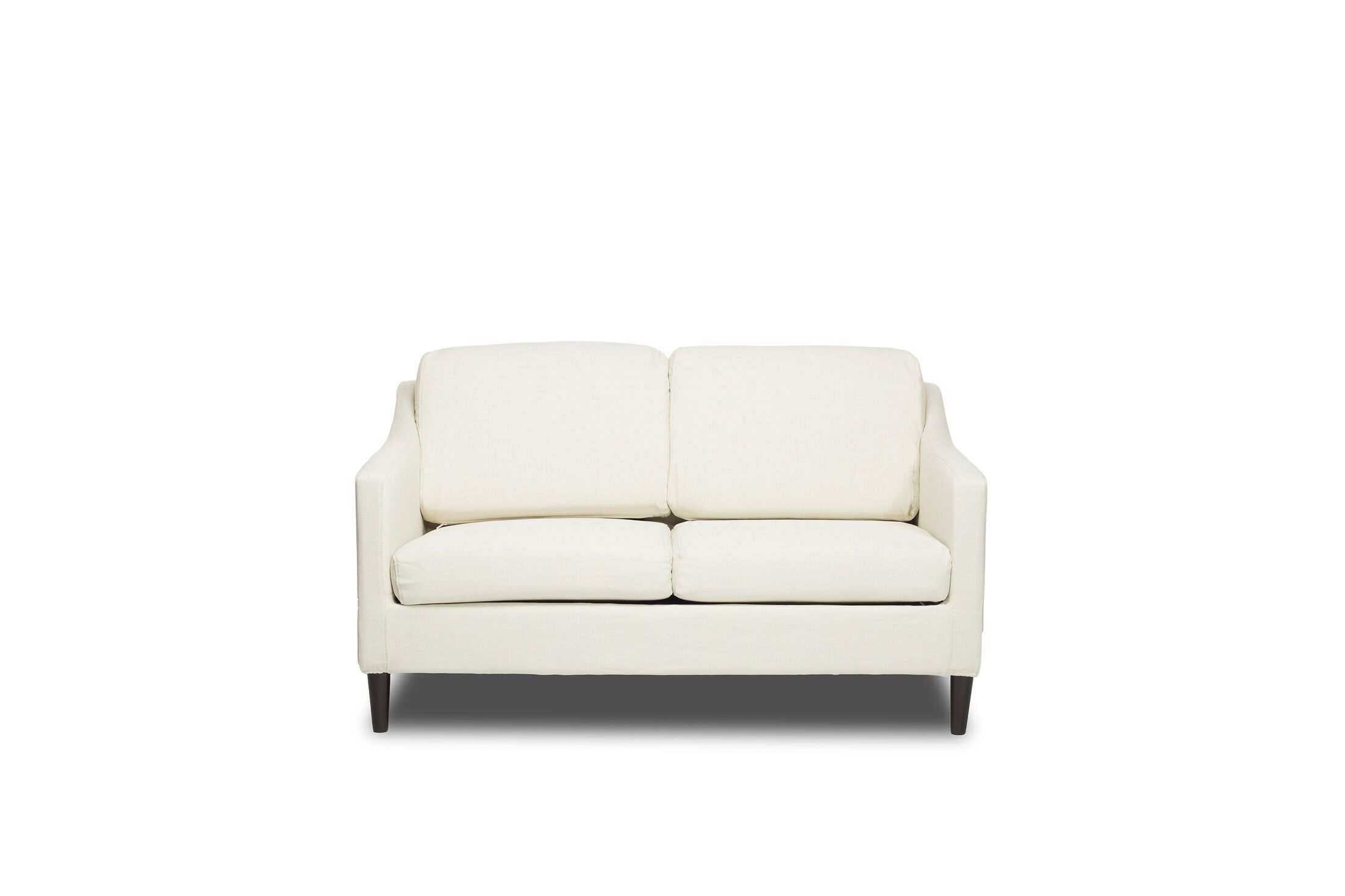 Cobbtown Standard Loveseat Upholstery: Glacier