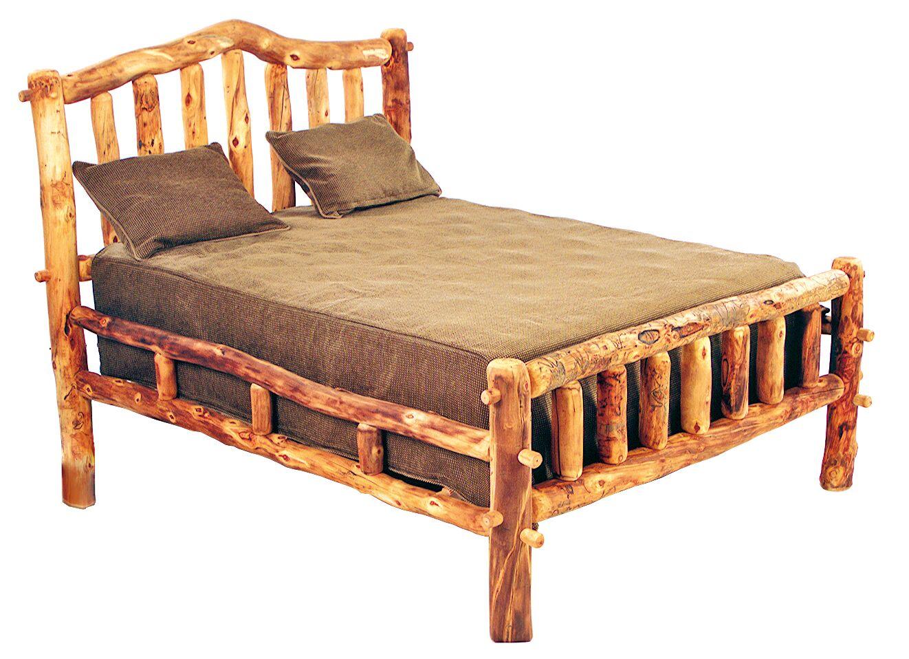 Aspen Heirloom Snowload I Platform Bed Color: Golden Poly, Size: Full
