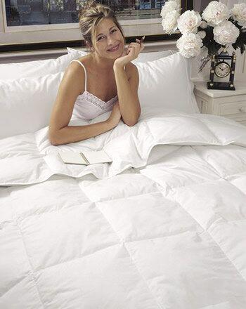 Tahoe Midweight Down Comforter Size: King