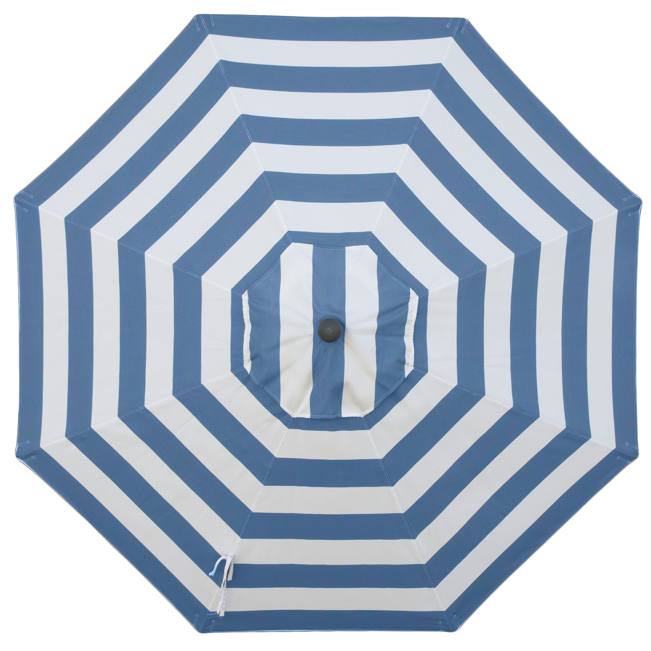 Wiechmann Push Tilt 9' Market Sunbrella Umbrella Fabric Color: Flame, Frame Color: Starring Gray