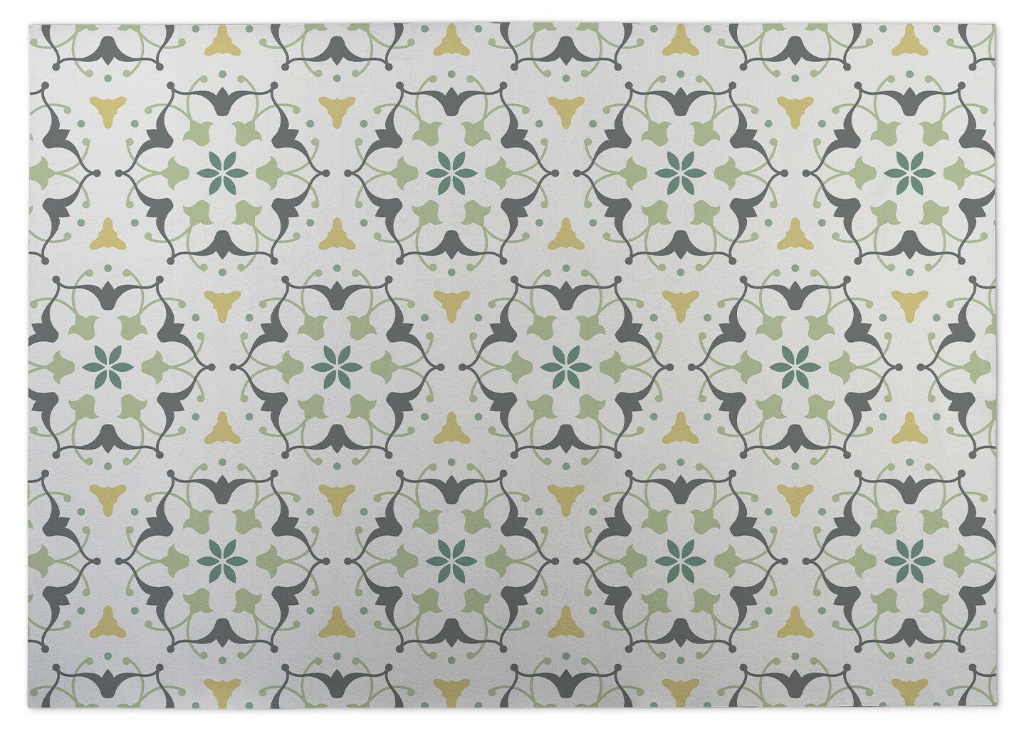 Kitchen Mat Mat Size: Rectangle 4' x 5'
