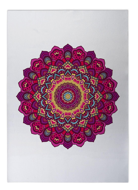 Serendipity Doormat Mat Size: Rectangle 4' x 5'