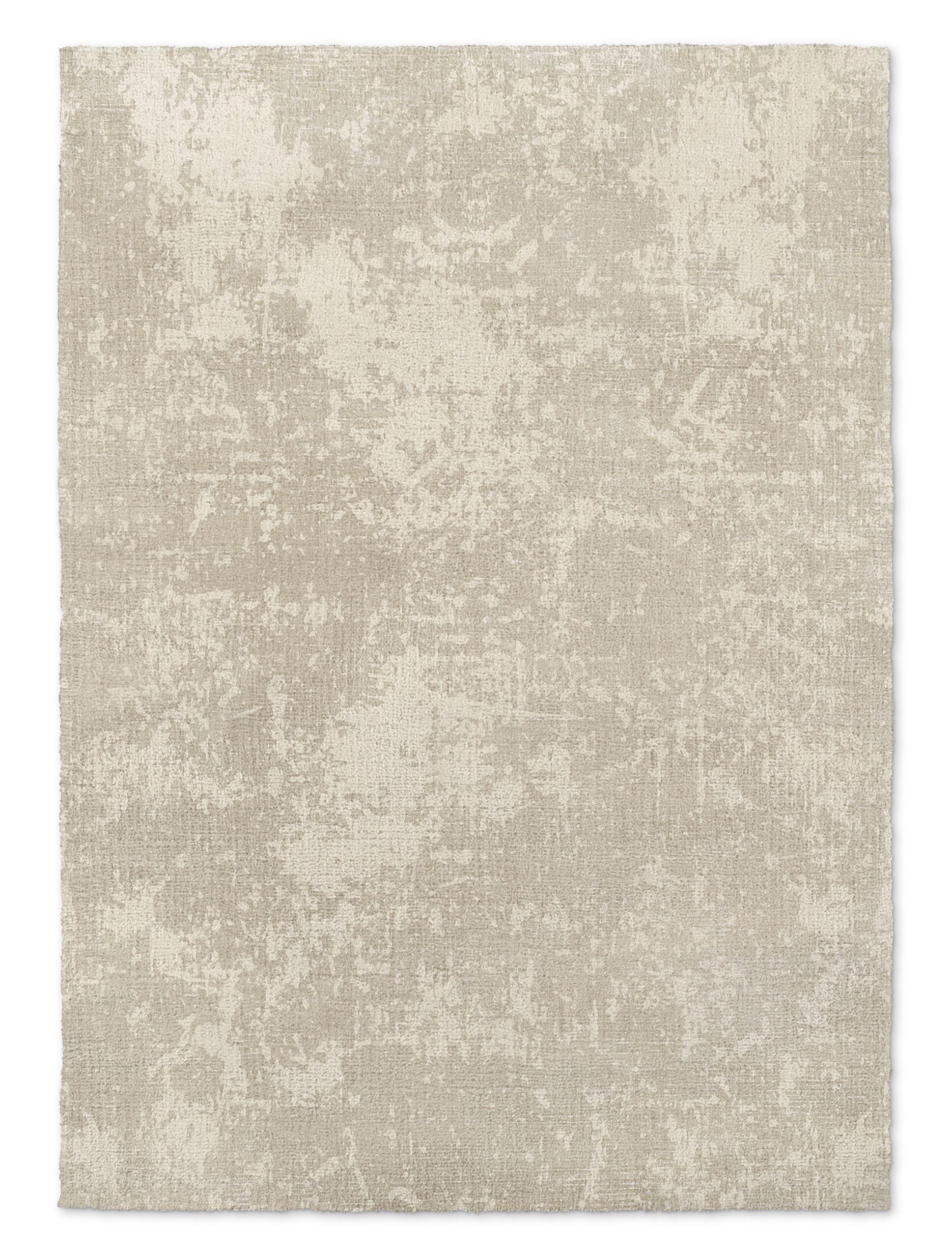 Sarnia Beige Area Rug Rug Size: Rectangle 3' x 5'