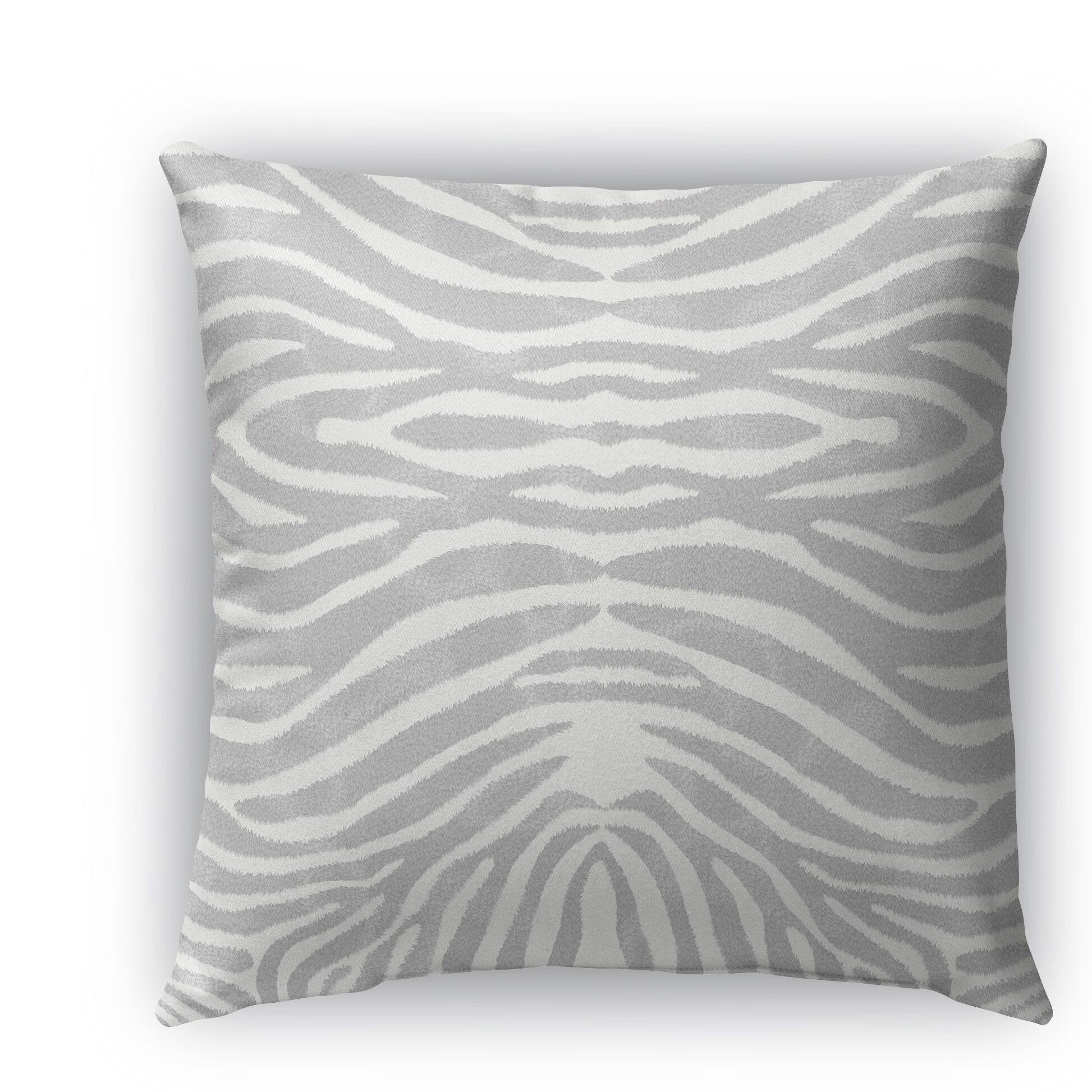 Nerbone Indoor/Outdoor Throw Pillow Size: 26