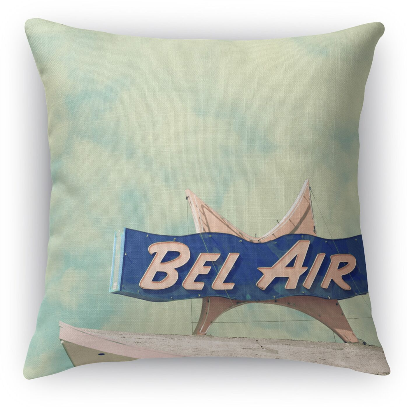 Tookes Bel Air Accent Pillow Size: 18