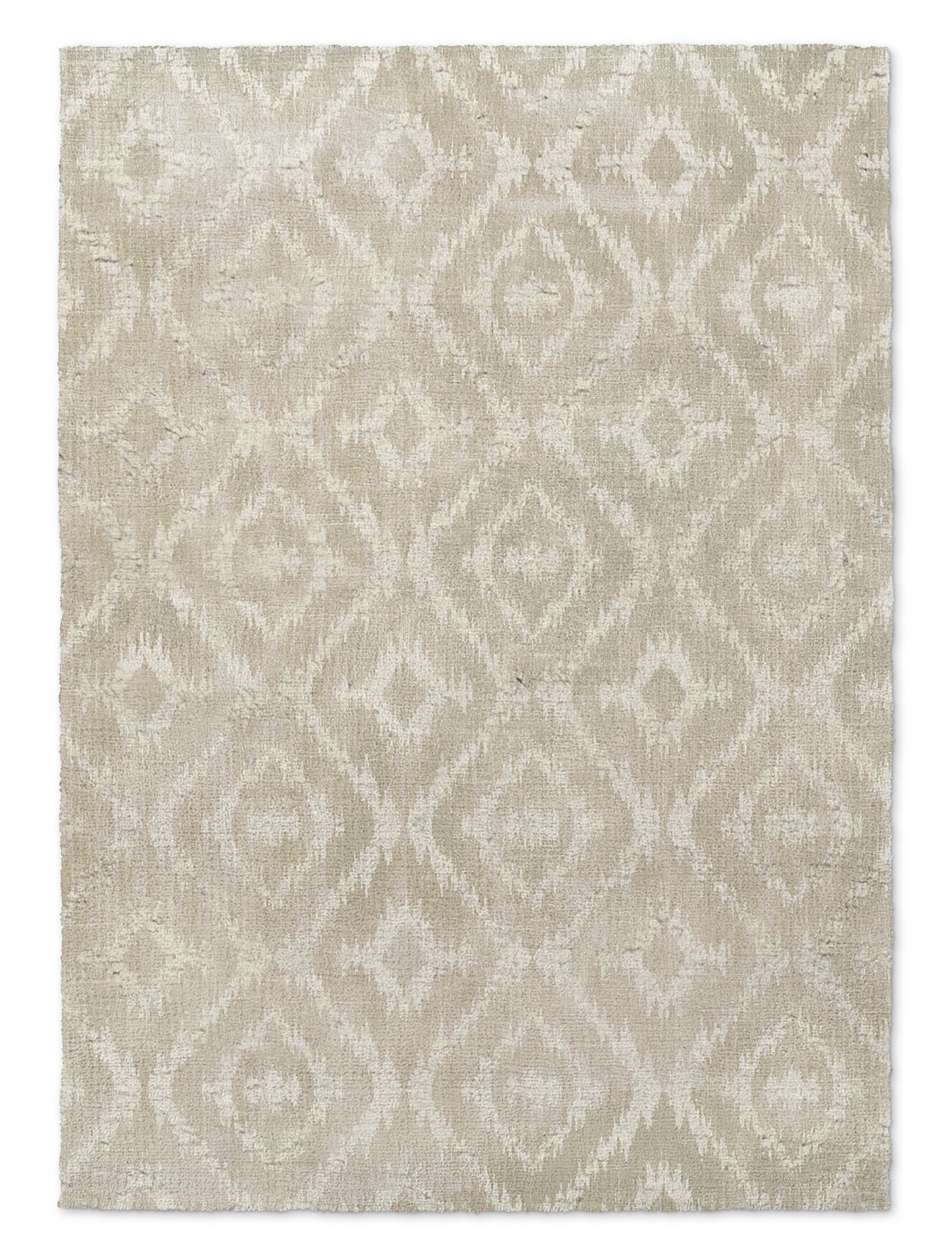 Laplant Ivory Area Rug Rug Size: Rectangle 8' x 10'