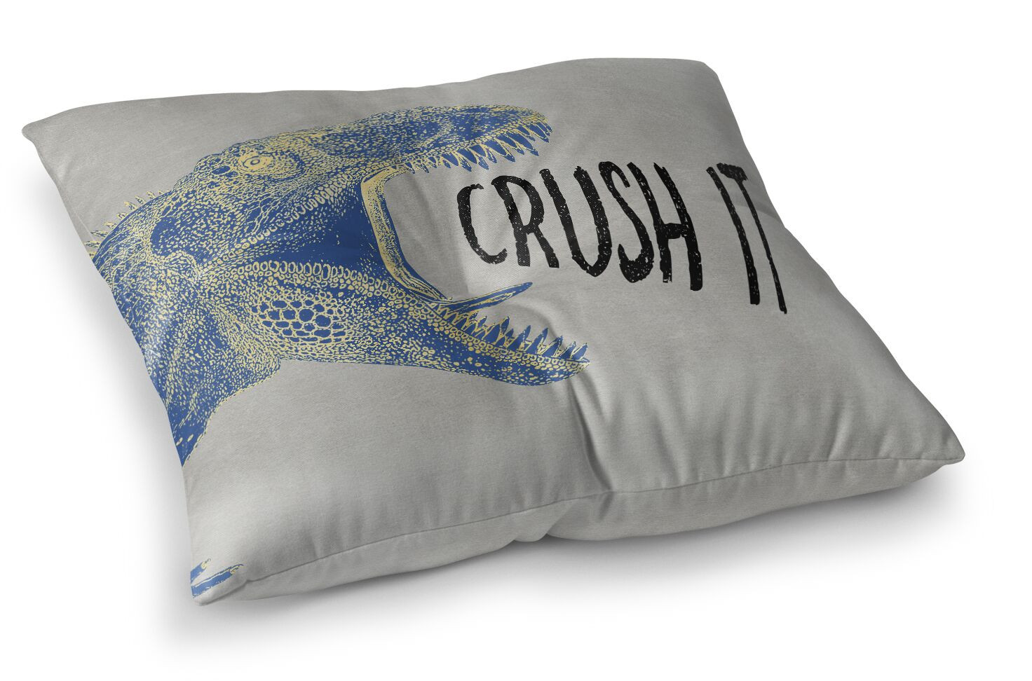 Crush It Floor Pillow Size: 26