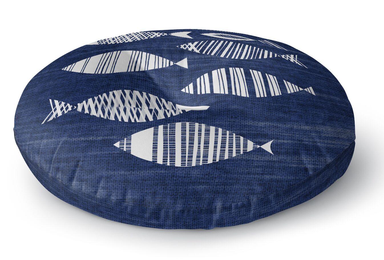 Concord Indoor/Outdoor Floor Pillow Size: 26