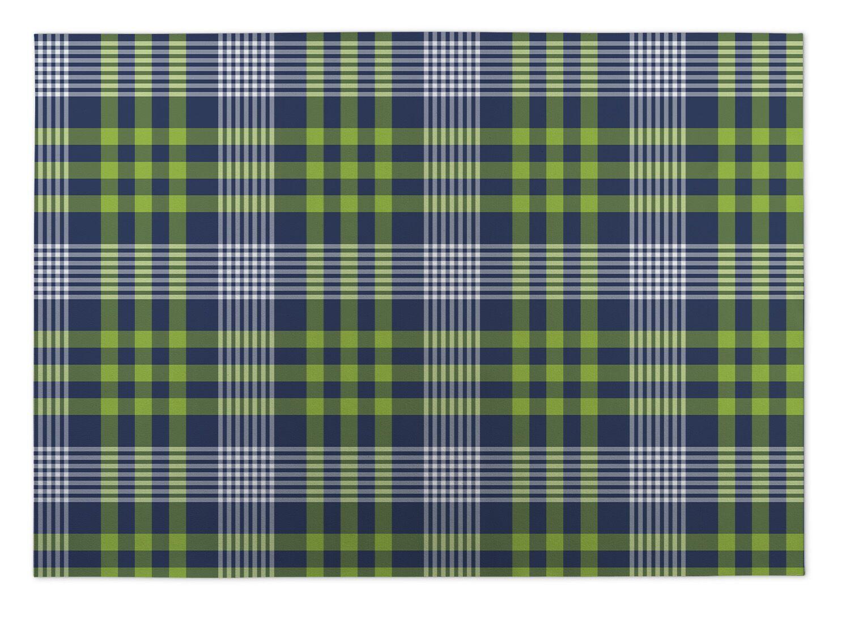 Baldwin Love Potion Plaid Indoor/Outdoor Doormat Mat Size: 5' x 7'