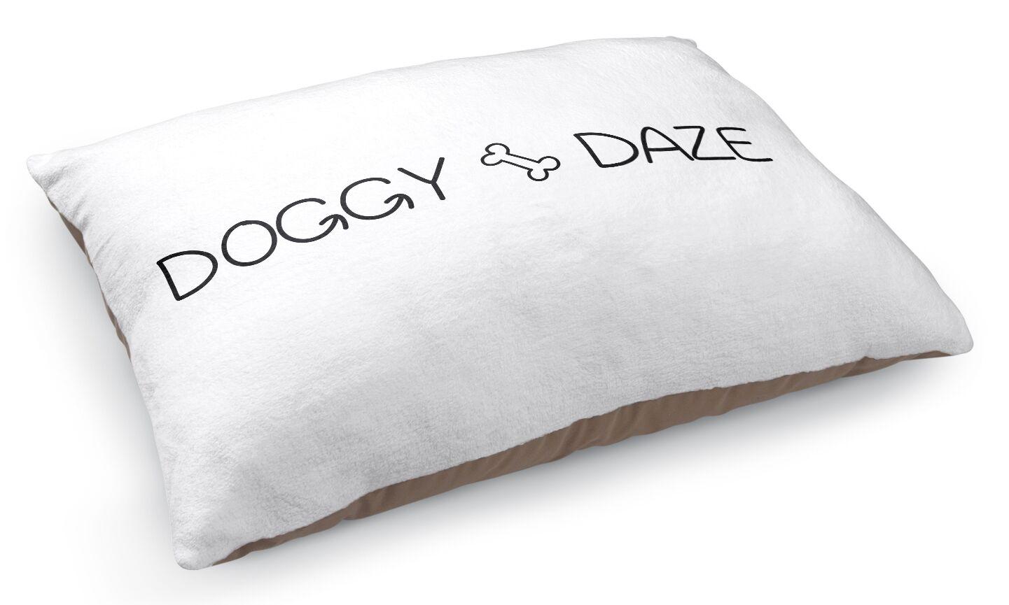 Doggy Dae Pet Pillow