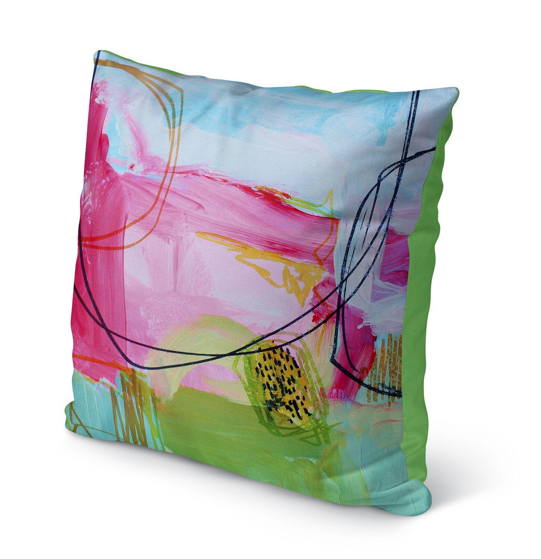 Moriann Indoor/Outdoor Pillow Size: 16