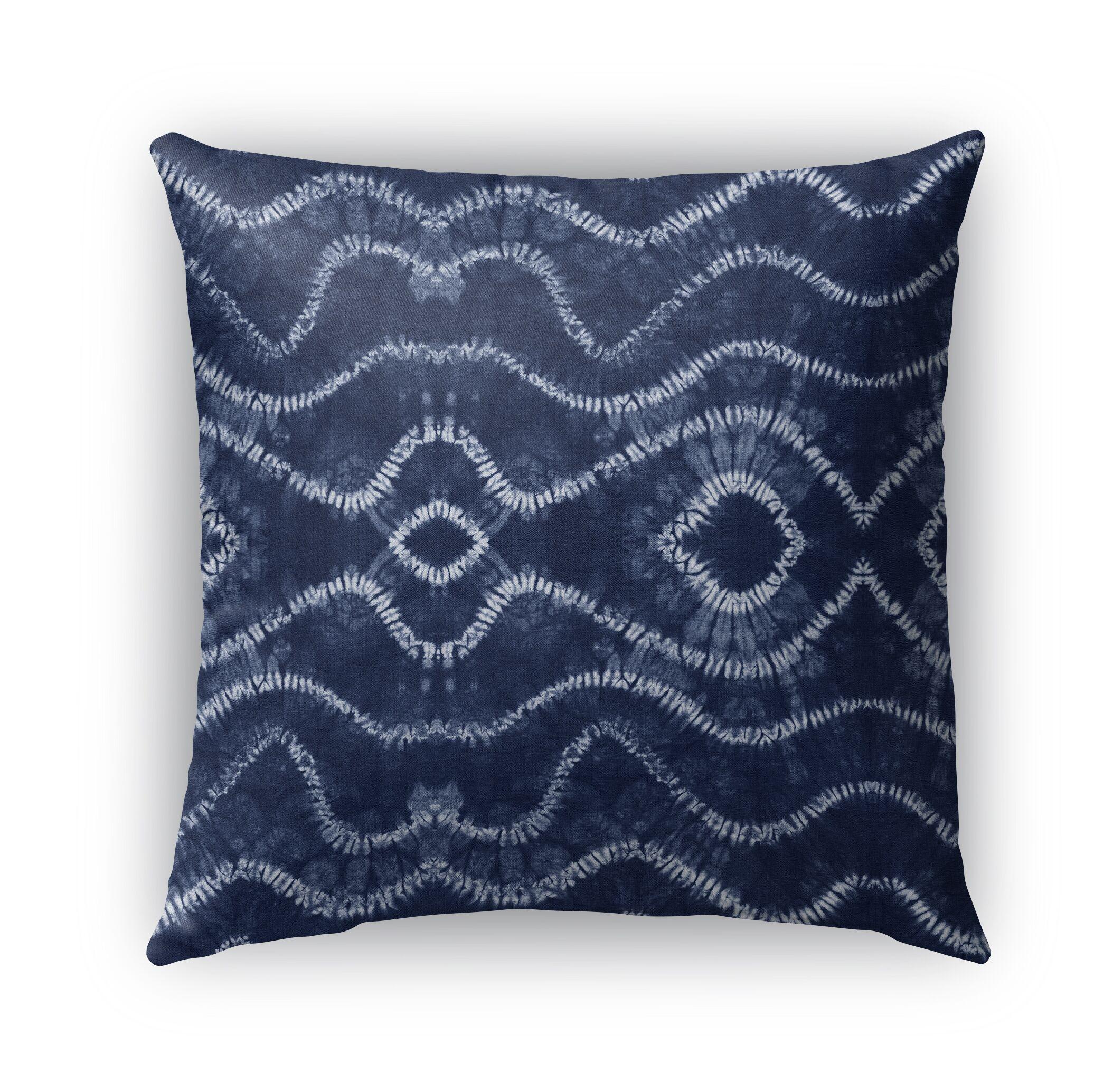 Declan Indoor/Outdoor Throw Pillow Size: 16