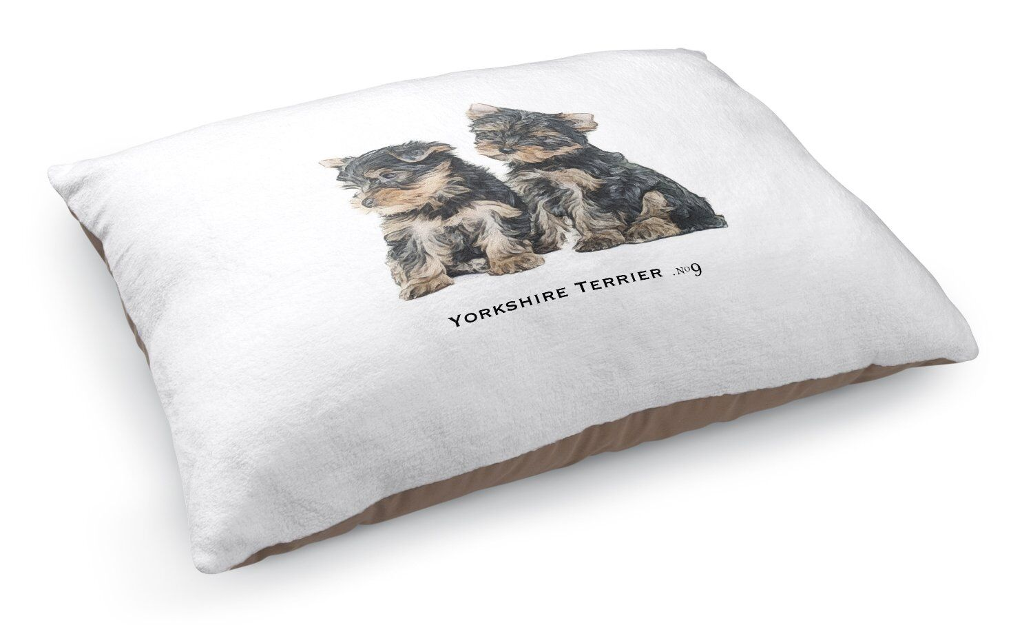 Joyce Yorkshire Terrier Pet Pillow