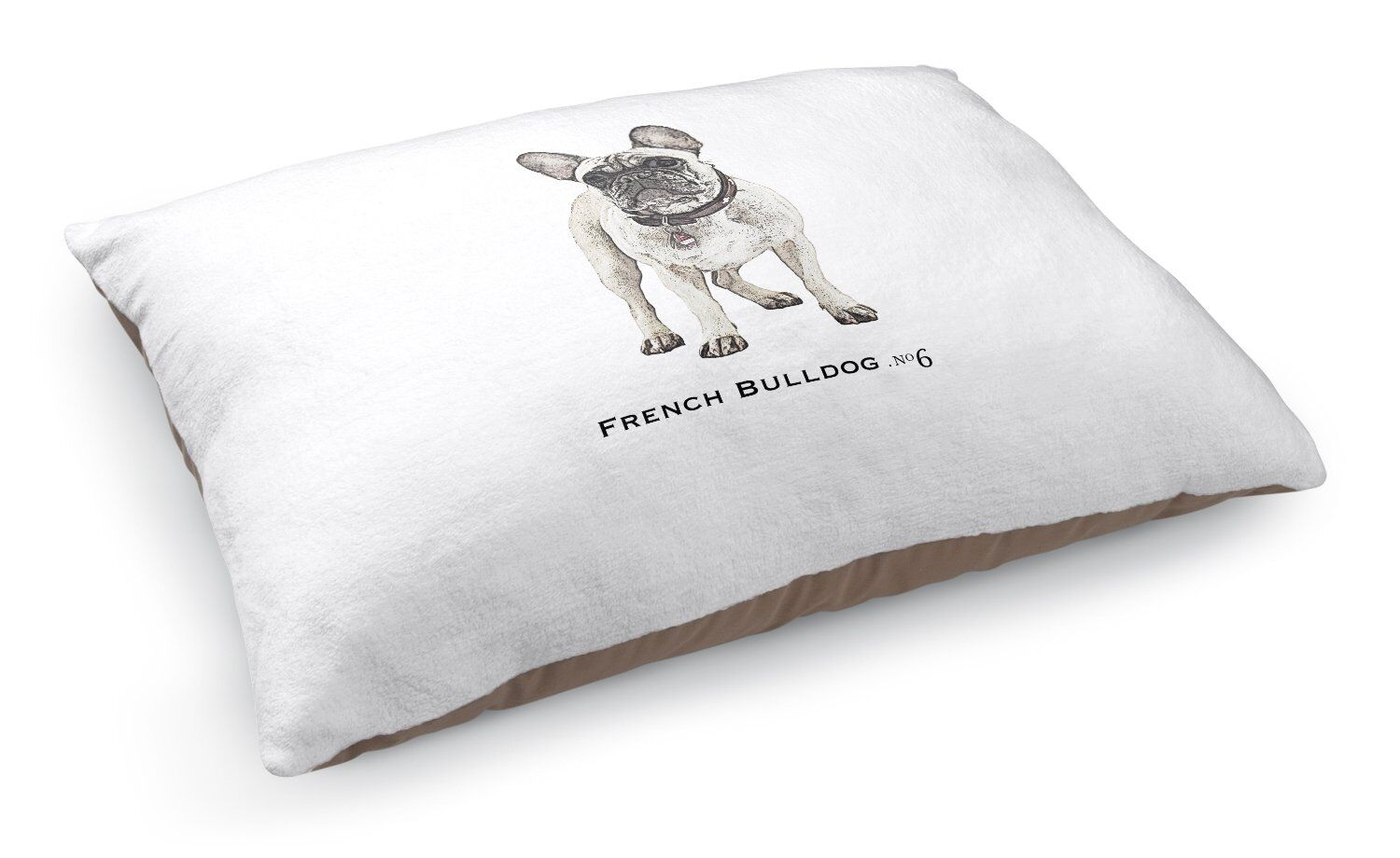 Kaiser French Bulldog Pet Pillow