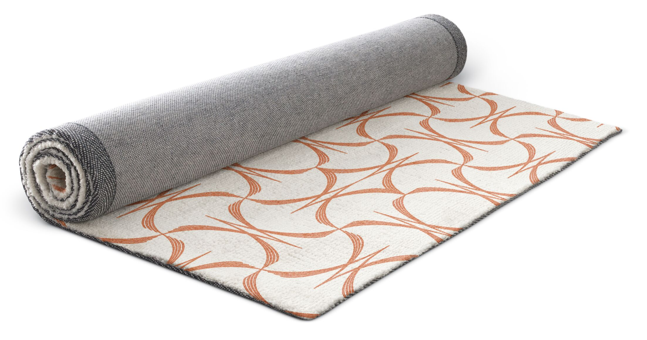 Wattisham Tangerine Area Rug Size: Rectangle 2' x 3'
