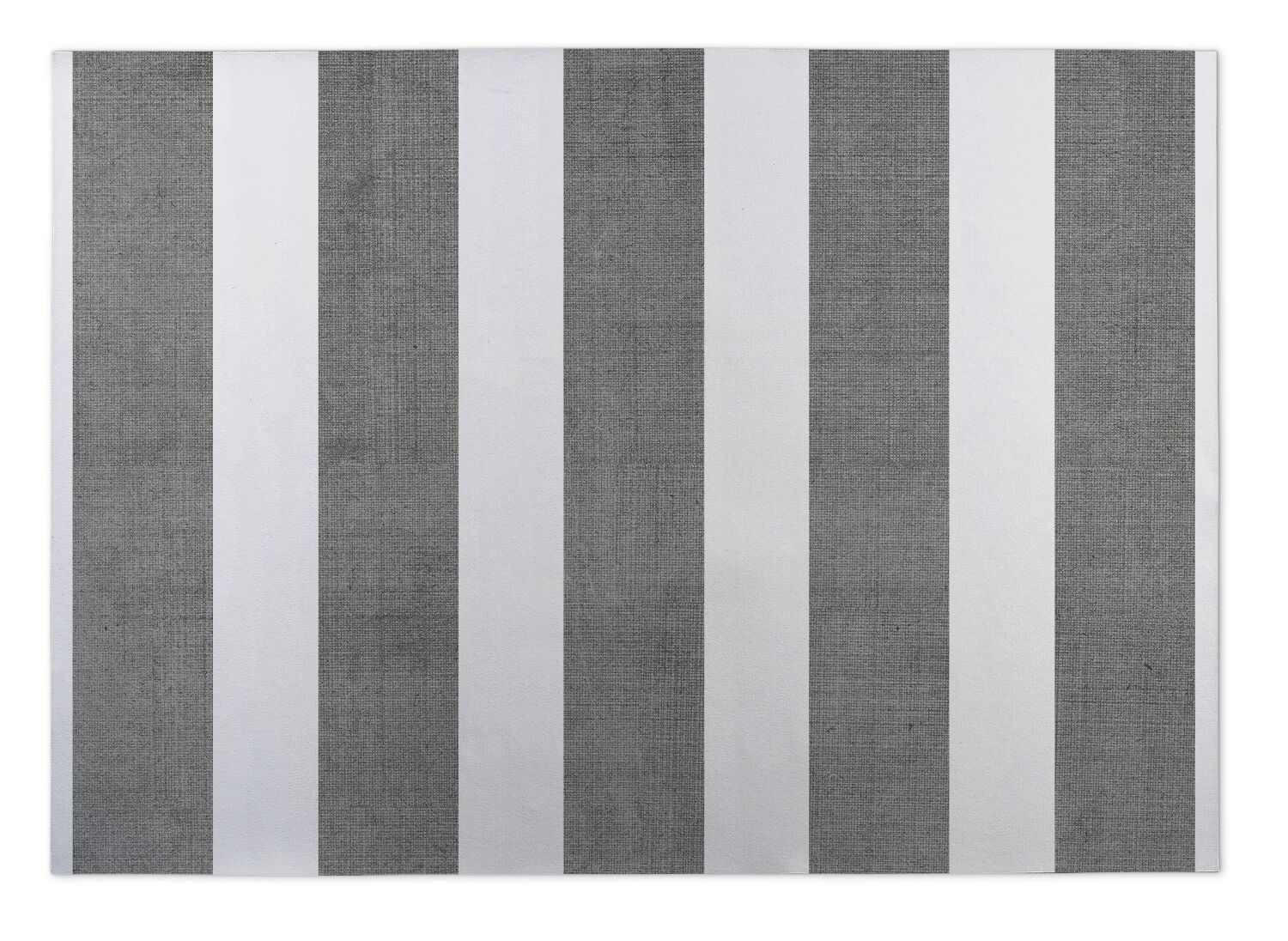 Oz Doormat Color: Charcoal/ White, Mat Size: Square 8'