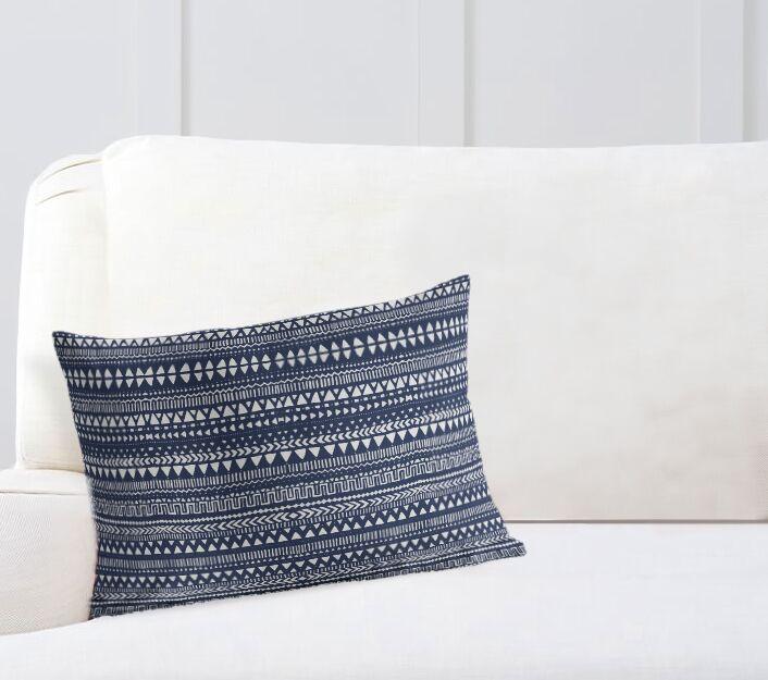 Christenson Throw Pillow Size: 12