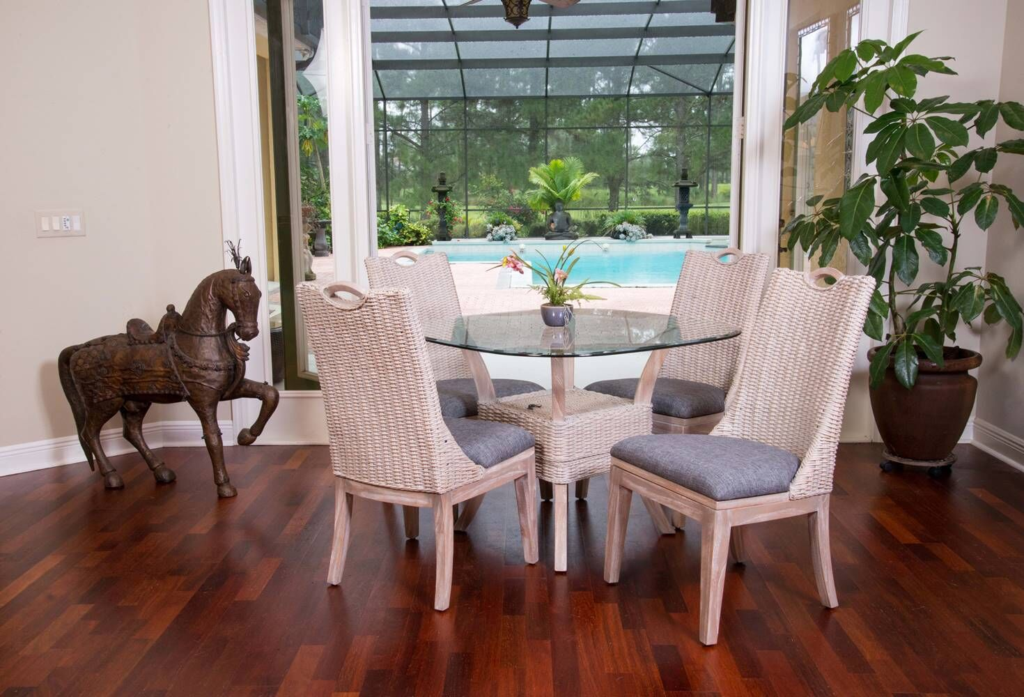Dining Table Sets Belize 5 Piece Bistro Set
