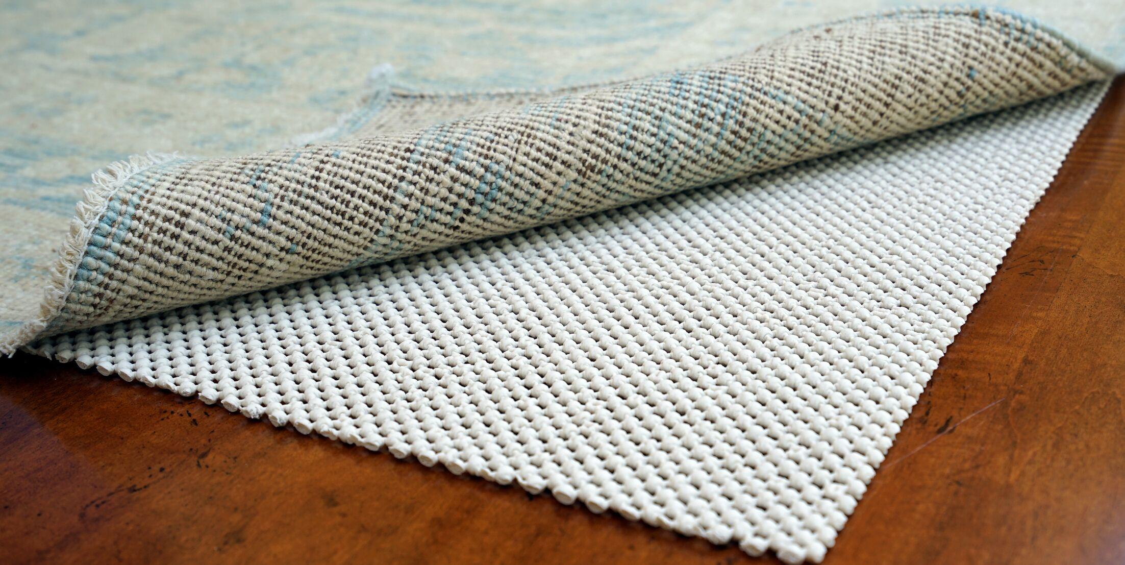 Super Lock Natural Rubber Rug Pad Rug Pad Size: Rectangle 12' x 18'