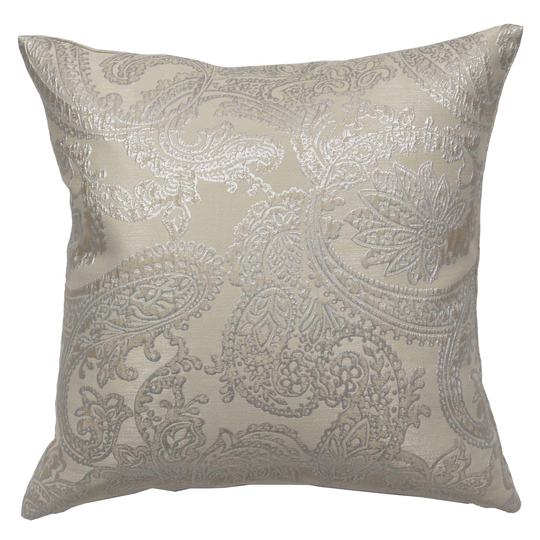 Arabesque Throw Pillow