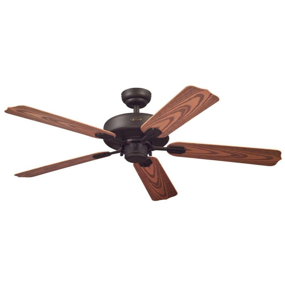 52? Willow Breeze 5-Blade Ceiling Fan