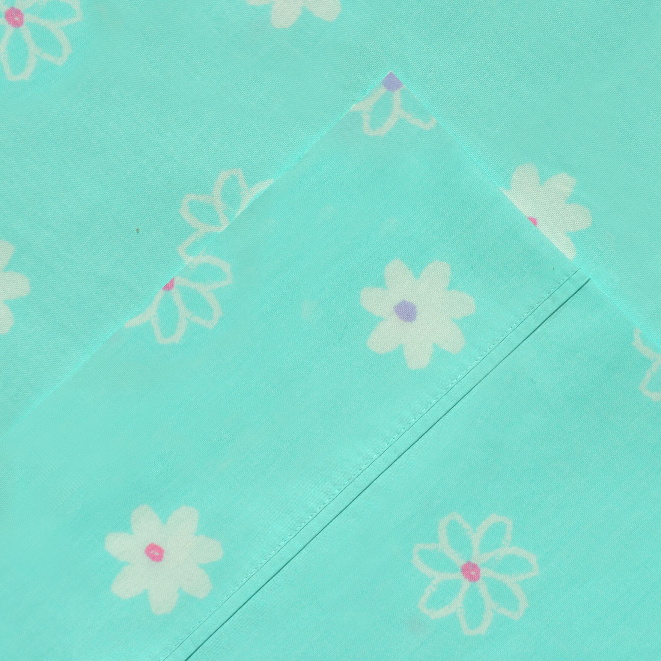 Butterfly Garden Printed Standard Pillow Cases