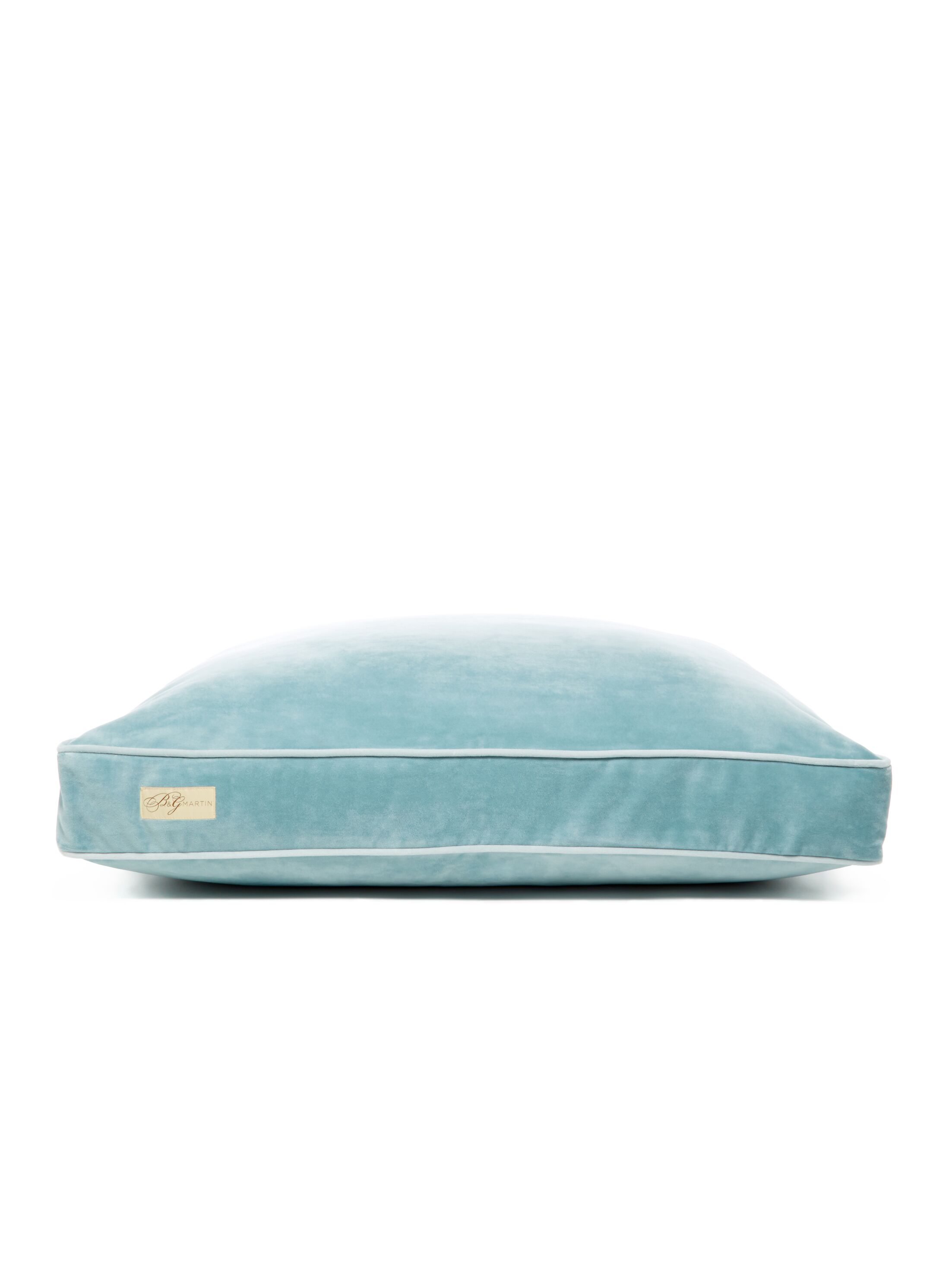 Microsuede Faux Down Cushion Dog Bed Size: X-Large (34