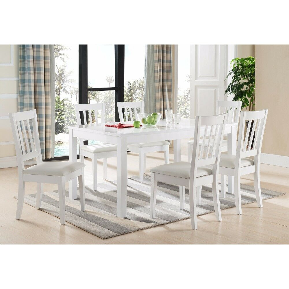 Mathers Elegant Solid Wood Dining Table