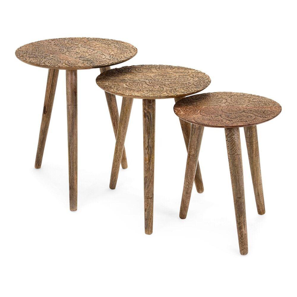 Auerbach 3 Piece Nesting Tables
