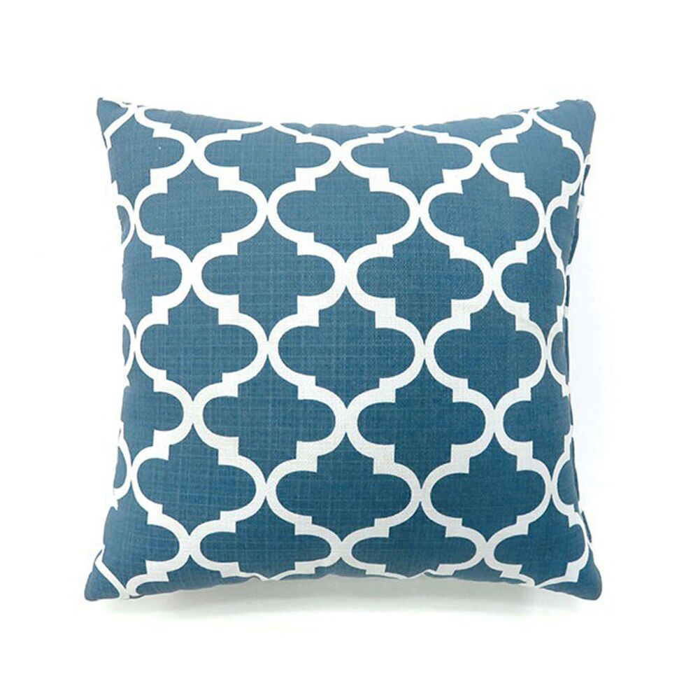 Tena Throw Pillow Size: 15.3