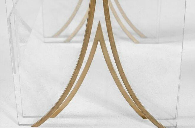 Magnolia 2 Piece Nesting Tables