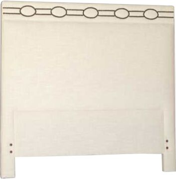Richmond Upholstered Panel Headboard Size: King, Upholstery: Zulu Feather