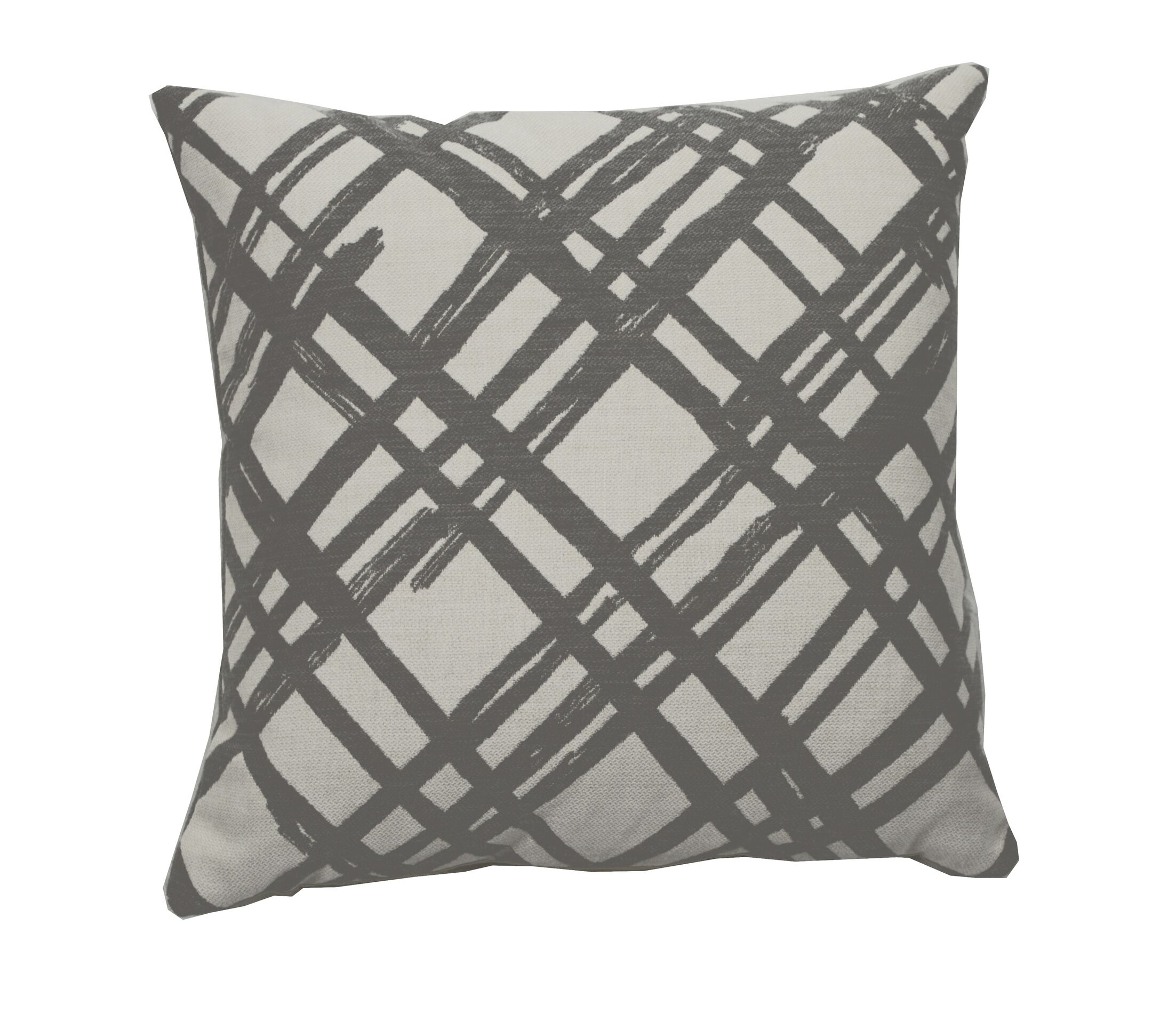 Slash Indoor/Outdoor Throw Pillow (Set of 2) Size: 20